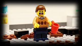 Lego Coffee Fail