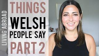 Baixar THINGS WELSH PEOPLE SAY - PART 2 | Living Abroad Diaries | Ysis Lorenna