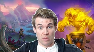 (Hearthstone) END OF THE WORLD! Quest Paladin VS Quest Warlock