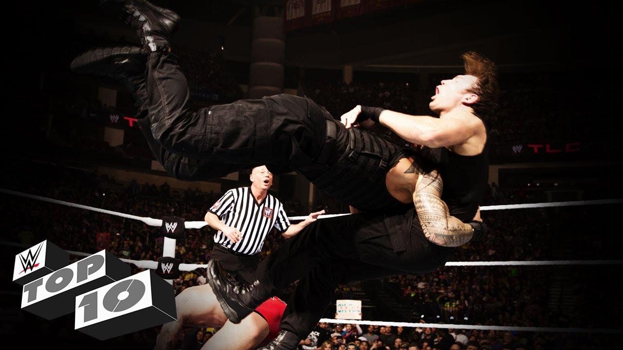 Tag Team Miscues: WWE Top 10 #1