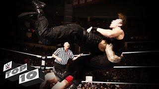 Tag Team Miscues: WWE Top 10