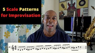5 Scales Patterns For Jazz Improvisation