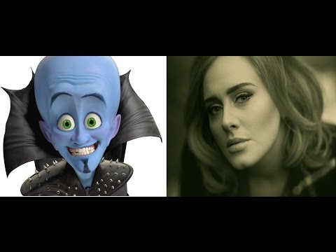Ollo From The Other Side - Adele ft Megamind