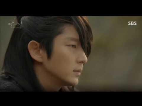"""""""Moon Lovers"""" - Lee Joon Gi Làm Anh Hùng Cứu Mỹ Nhân _ Tin Mới Trong Ngày"""