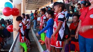ISSC Community Dance   Closing Ceremony - Iloilo Schools Sports Council Meet 2017