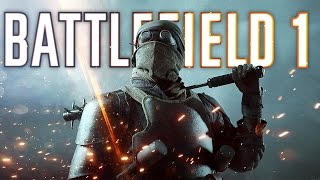Battlefield 1 - They Shall Not Pass! - Verdun Heights Conquest! - Battlefield 1 DLC Gameplay