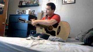 Andy McKee - Drifting 12-string cover