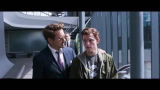Spider-Man: Homecoming - oficiální trailer (2016) - český dabing