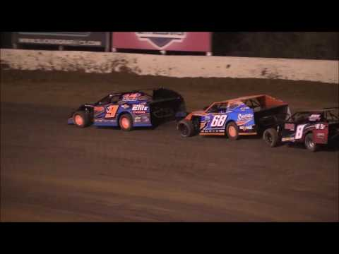 UMP Modified Feature from Florence Speedway, March 25th, 2017.