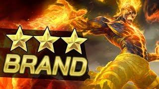 ⭐⭐⭐ BRAND! So Shiny!   Teamfight Tactics