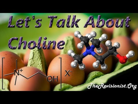 The Importance of Choline for Health, Cognition, and Pregnancy