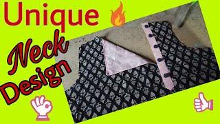 Latest Kurti Neck Design, Unique Neck design for kurti,suit,kamewz,gala design, neck line