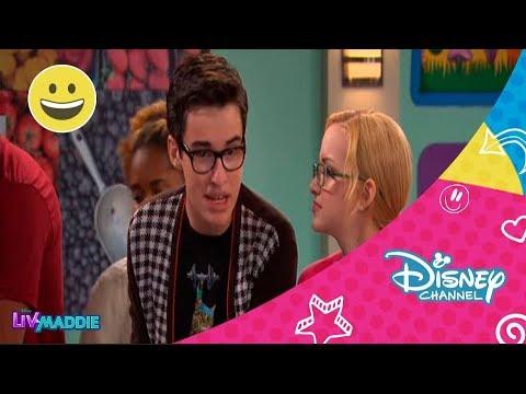 Disney Channel España | Liv y Maddie - El regalo Rooney