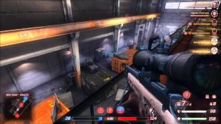 Ballistic - Wraith gameplay 2 on Facebook