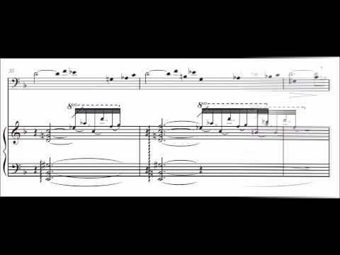 Prelude et Samba, pour Euphonium/Saxhorn et piano