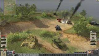 В тылу врага 2 Лис пустыни [Men of War]Видеоурок по режиму ТТ