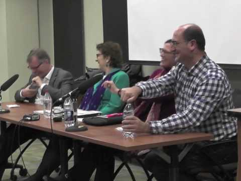 Panel on the Politics of Mass Grave Exhumations and Human Rights