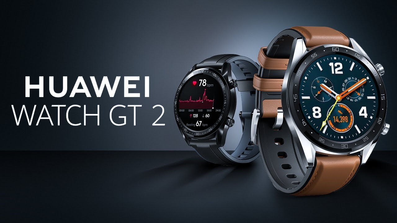 استعراض ساعة Huawei Watch Gt 2 Youtube