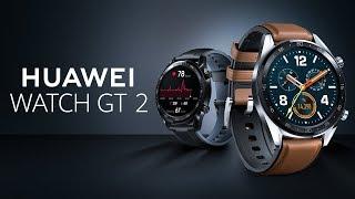 استعراض ساعة Huawei Watch GT 2
