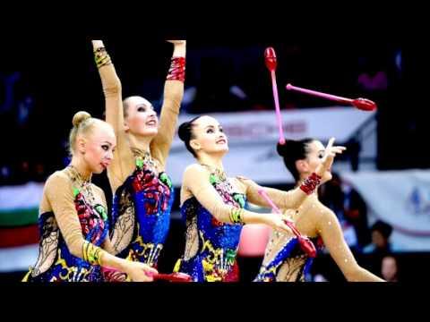 Team Russia | 6 Clubs 2 Hoops 2015 (Exact Cut)
