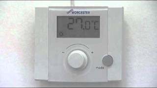 How to use the FR10 Intelligent Room Thermostat Thumbnail