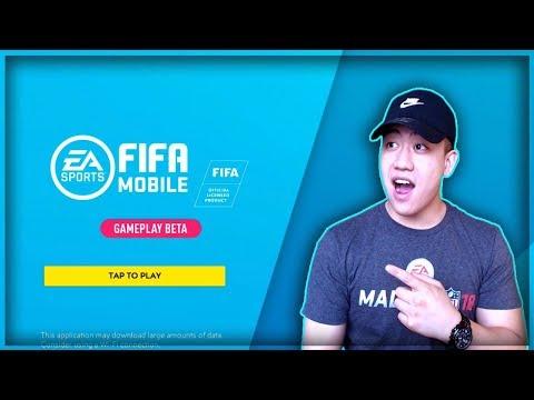 FIFA MOBILE 19 GAMEPLAY!! BETA GAMEPLAY TWO ELITE PULLS!!