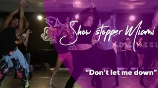 Sabrina Claudio - Don't Let me Down - Choreography by Susie Garcia