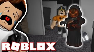 I LEFT THE CREW... (Roblox Hunted)