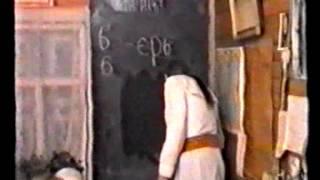 Древнерусскiй Языкъ 3 курс - урок 07 (Образы Буквиц)