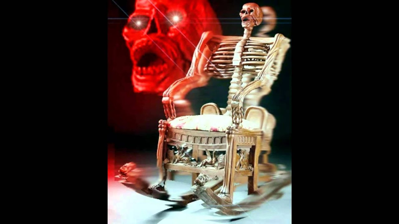 Skeleton Chair Wake Me Up Desk Back Support Inside Can T Youtube