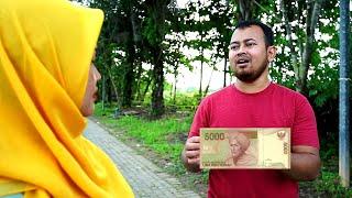 DRAMA | PAPA HOBBY MAKAN Cuma Bawa Uang Lima Ribu