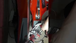 던롭 그라비통n.x 8.3 네매듭스트링영상