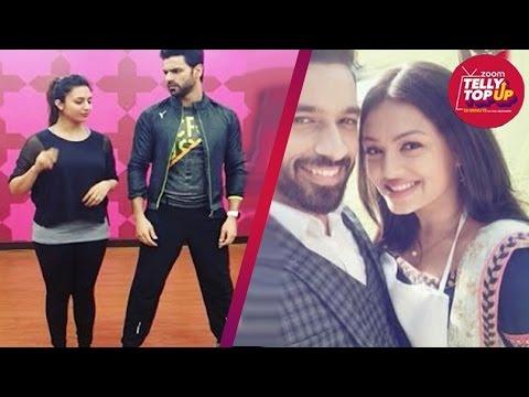 Divyanka Has A Dance Step For Prankster Vivek | Zindagi Ki Mehak Lead Actress Samiksha Gets Injured