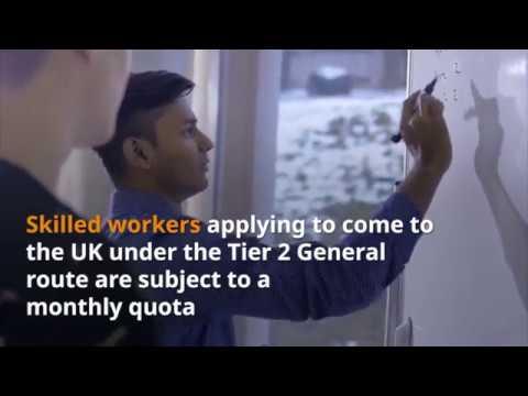 UK Alert Immigration Alert - Tier 2 General Quota Oversubscribed - Fakhoury Global Immigration