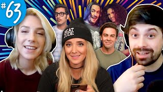 Ranking Our Top 5 Favorite YouTubers - SmoshCast #63