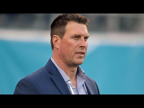 Former QB Ryan Leaf arrested on domestic battery charge