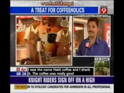 Filter Coffee at Hatti Kaapi in Bengaluru or Bangaluru