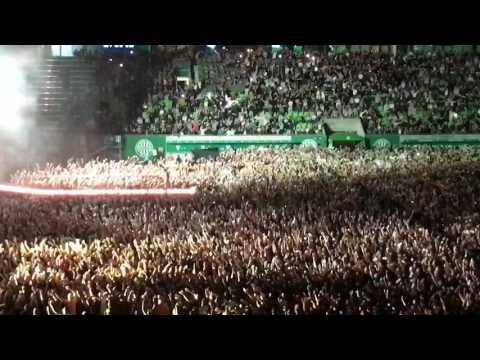 Depeche Mode Budapest 2017.05.22. Never Let Me Down Again