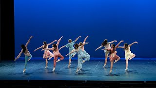 ...Of What's to Come (extract) performed by ENBYouthCo | English National Ballet