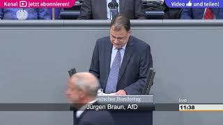 ▶Jürgen Braun AfD: Es muss nichts täglich neu ausgehandelt werden!