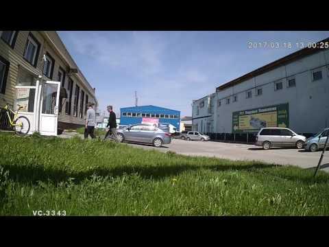 Комплект видеонаблюдения для автобуса, трамвая