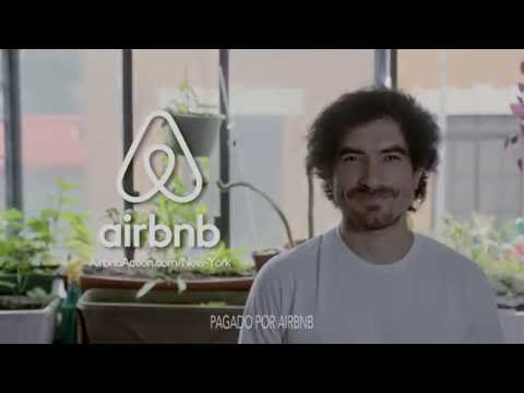 Meet Diego | Airbnb Host in NYC | Airbnb Citizen
