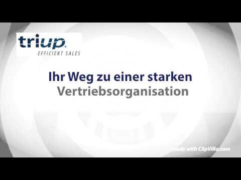triup - Efficient Sales