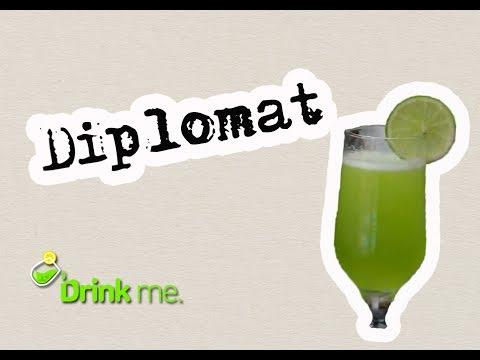 DRINK ME #24 Diplomat