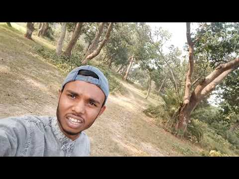 my village in park 🏞️ and contact with three 🕞🕞 village