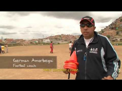 Colombia, Bogota : sport, a structured framework for imagining the future