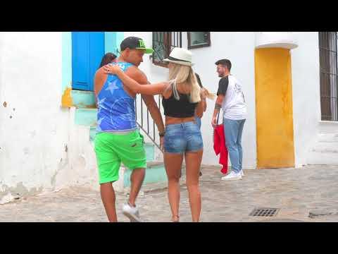 Eu Tu E O Nosso Kiz Tango Ben Ana Dance Videos Youtube