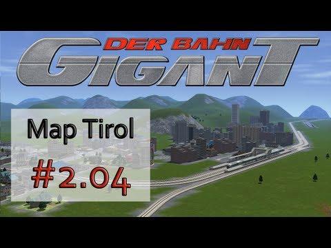 Bahngigant - A-Train 9 - #2.04 - Let's Play: Wochenend-Fahrplan [Deutsch / Full HD]