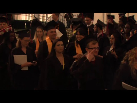Montgomery County Community College Commencement - 2017