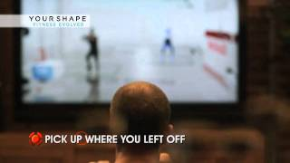 Your Shape: Fitness Evolved - Didactical video